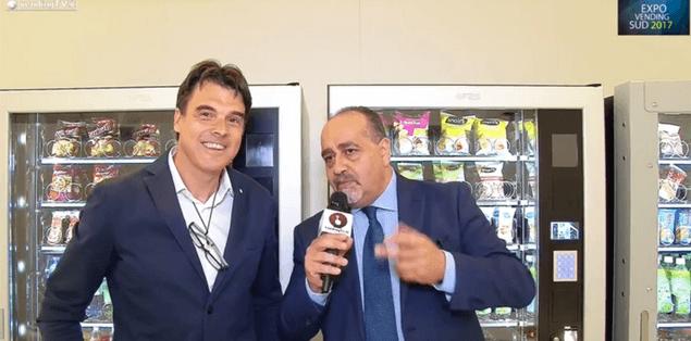 Intervista a Nicola Zaniboni, Expo Vending Sud 2017
