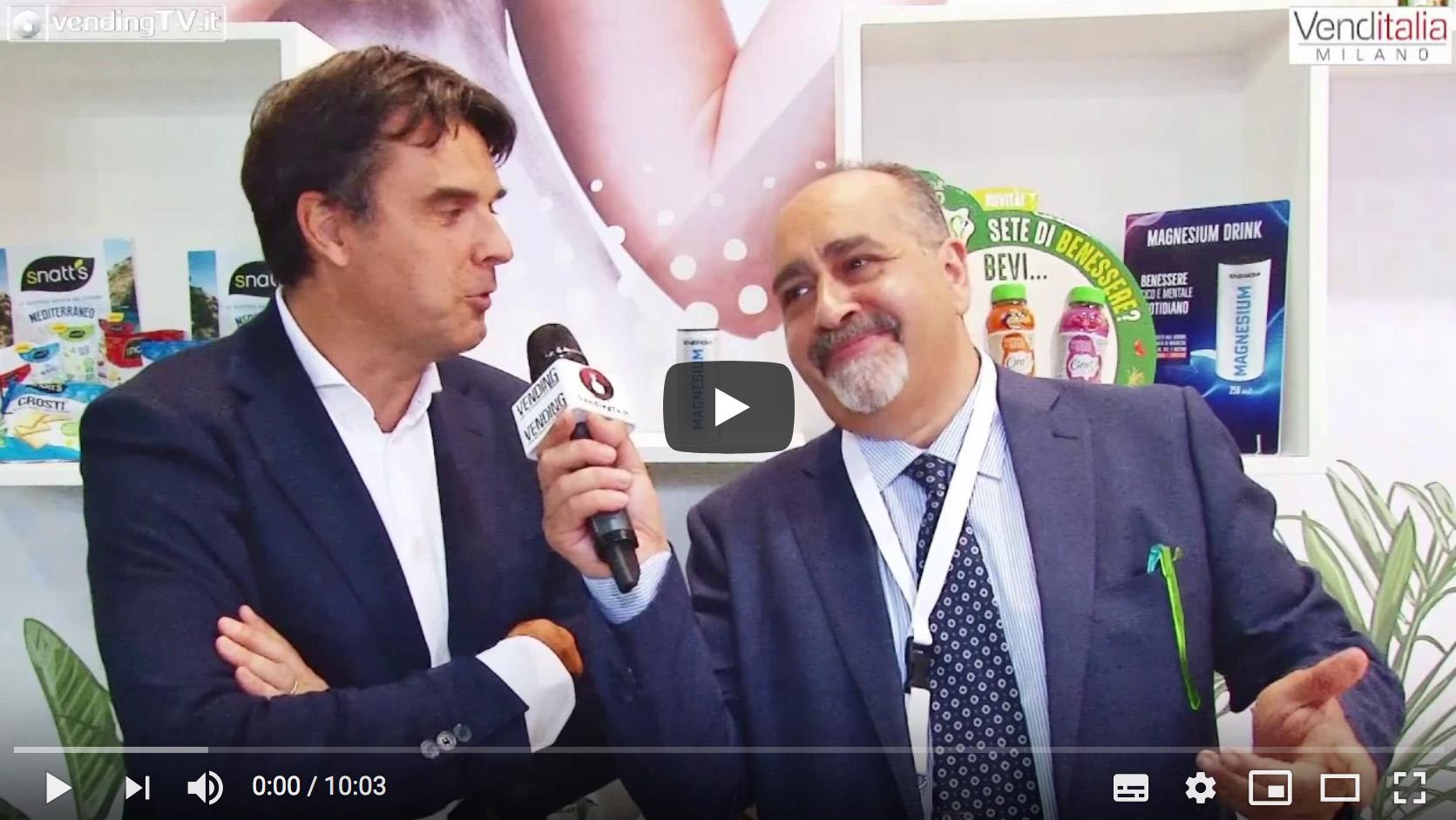Intervista con Nicola Zaniboni, Venditalia 2018