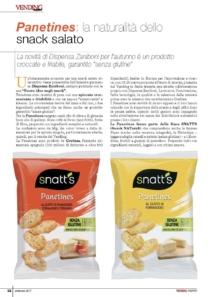 Panetines, VendingMagazine2017